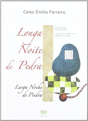 9788493932800: Longa Noite De Pedra = Larga Noche De Piedra