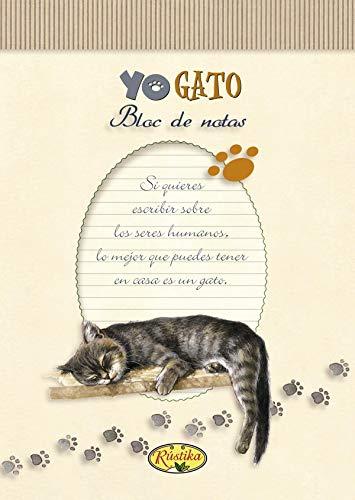 9788493934378: Yo gato (Toma nota)