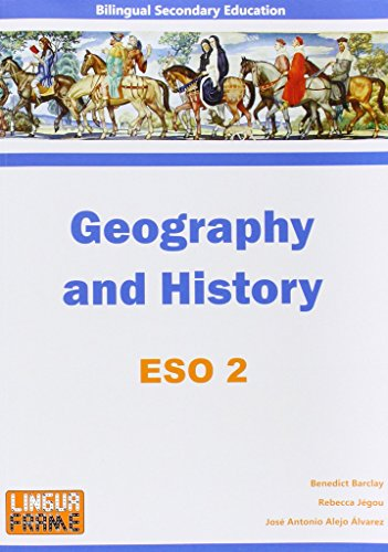 9788493934613: Geography and History – ESO 2