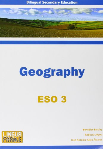 9788493934637: Geography, ESO 3 (Bilin. Secondary Education) - 9788493934637