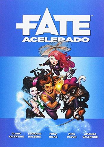9788493935177: Fate Acelerado