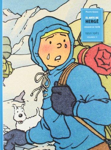 9788493942878: Arte De Herge Creador De Tintin, El (Tintin (zephyrum))