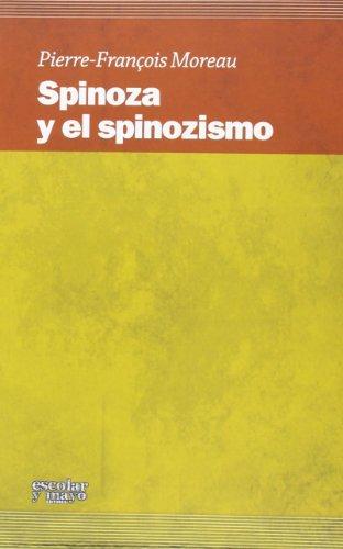 9788493949051: Spinoza y el spinozismo (Secundarios)
