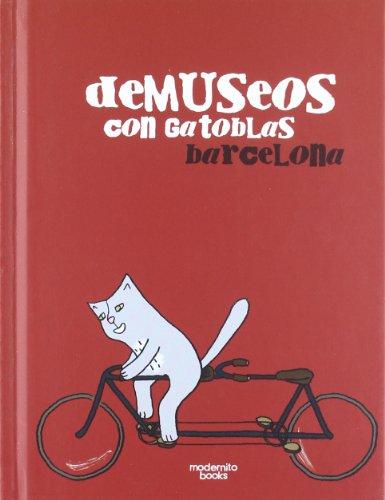 9788493950217: De Museos Con Gatoblas Barcelona
