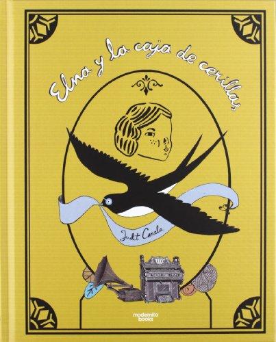 9788493950231: ELNA Y LA CAJA DE CERILLAS (Monstruito Books)