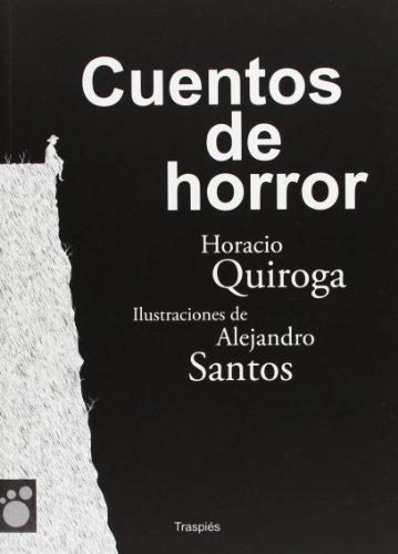 9788493950576: Cuentos de horror (Vagamundos. Libros ilustrados) (Spanish Edition)