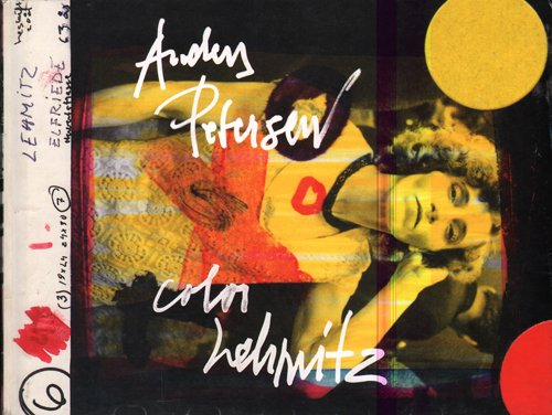 Anders Petersen - Color Lehmitz (Hardback): Anders Petersen