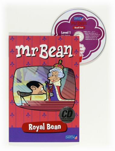 9788493972622: Mr Bean Royal Bean Audio Pack