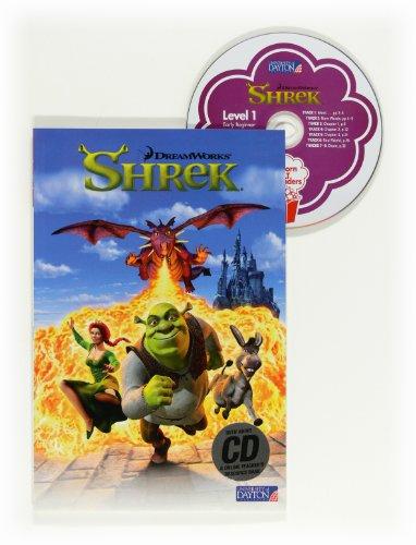 9788493972639: Shrek 1 Audio Pack Udp