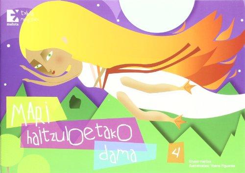 9788493972806: Mari haitzuloetako dama (Mitologia) - 9788493972806