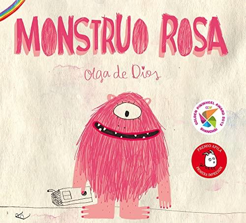 9788493973643: Monstruo rosa / Pink Monster