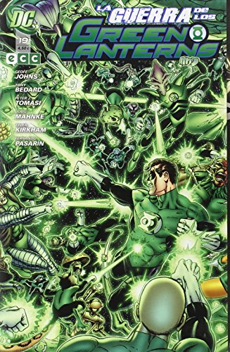 9788493977313: Green Lantern núm. 19 (Pre NUDC) (Green Lantern (Serie regular))