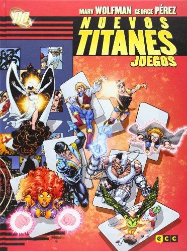 9788493977337: Nuevos Titanes, Juegos