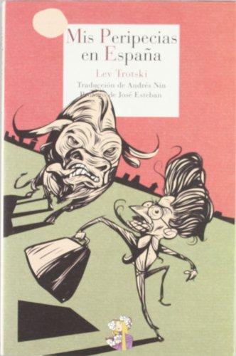 9788493979805: Mis peripecias en España (Literatura Reino de Cordelia)
