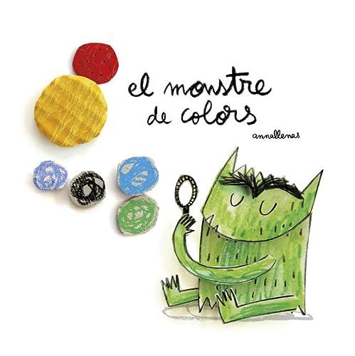 9788493987787: El monstre de colors