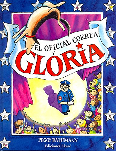 El oficial Correa y Gloria (Spanish Edition): Peggy Rathmann