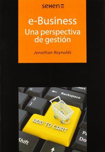 9788493999520: E-business: Una Perspectiva de Gestión (SEHEN)