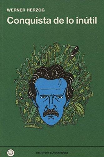 9788494001963: Conquista de lo inútil (Biblioteca Blackie Books)