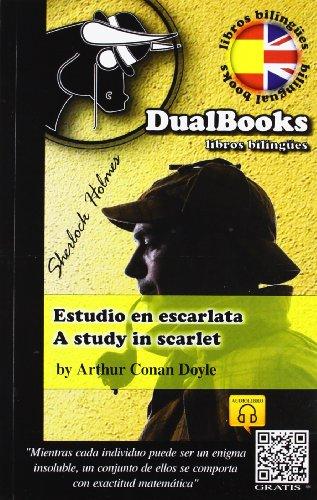 9788494009518: Estudio En Escarlata / A Study In Scarlet(Edición Bilingüe)