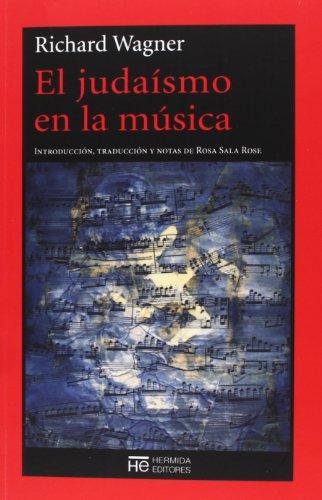 9788494015991: El judaísmo en la música