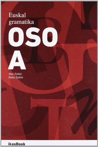 9788494018435: Euskal Gramatika Osoa