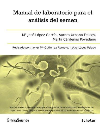 Manual de laboratorio para el análisis del: María José López