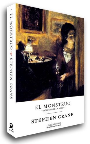 9788494029820: El monstruo (Colección Sepia)