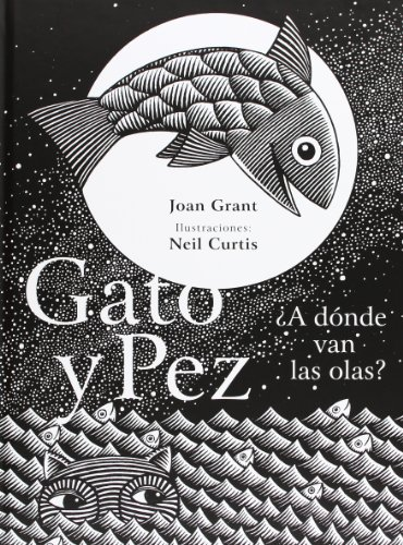 9788494033674: Gato Y Pez ¿Dónde Van Las Olas? (Álbumes ilustrados)