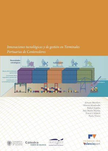 9788494035128: INNOVACIONES TECNOLÓGICAS Y DE GESTIÓN EN TERMINALES PORTUARIAS DE CONTENEDORES