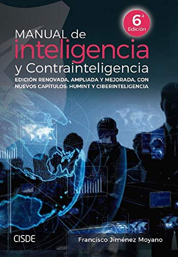 9788494036507: Manual de inteligencia y contrainteligencia