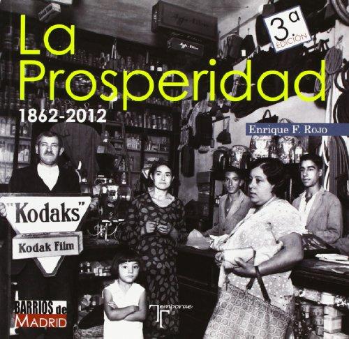 9788494043208: PROSPERIDAD,LA BARRIOS M TEMPORA