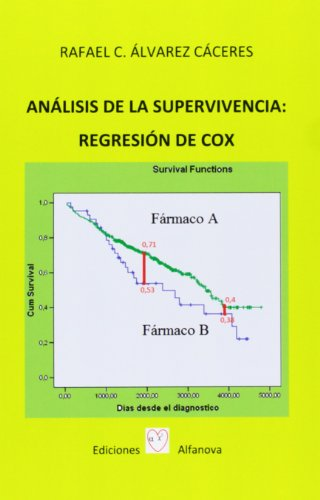 9788494048777: Análisis de la supervivencia : regresión de Cox