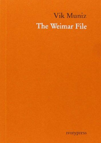 9788494053580: Vik Muniz - The Weimar File