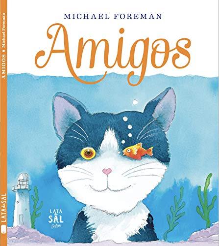 9788494058431: Amigos (Colección Gatos)