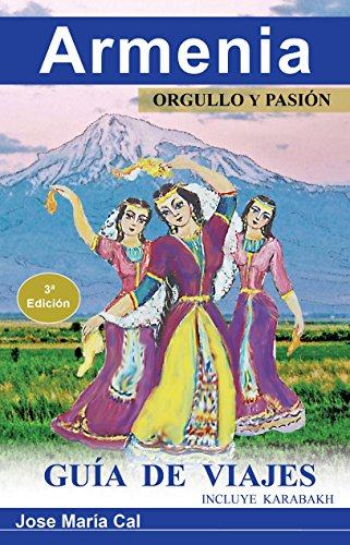 9788494060106: Armenia - guia de viajes