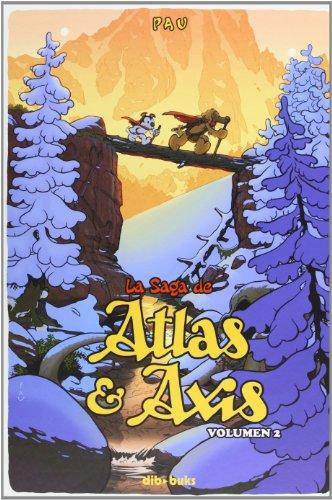 9788494061813: La Saga De Atlas & Axis 2 (Aventúrate)