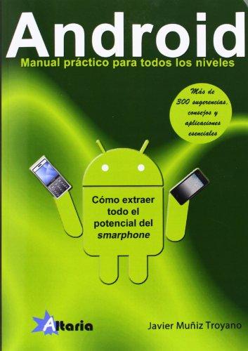 9788494062148: Android: manual práctico para todos los niveles