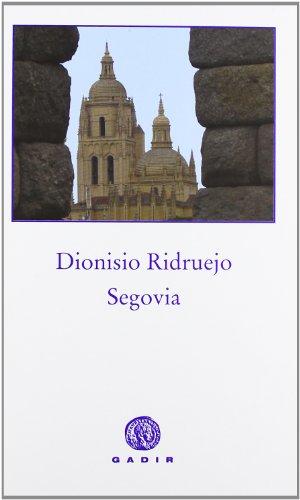 9788494066726: Segovia (Ficción)