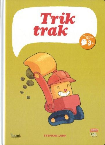 9788494069574: Trik trak (Mamut)