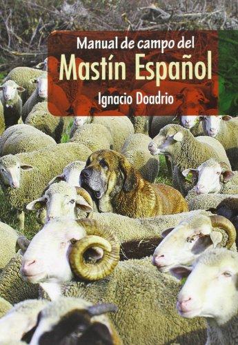 9788494071416: Manual de campo del mastín español
