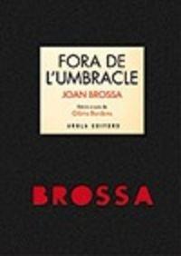 9788494072642: Fora de l'umbracle (Biblioteca catalana)