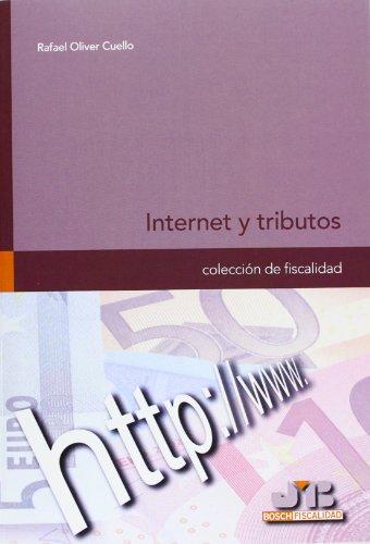 9788494075186: INTERNET Y TRIBUTOS