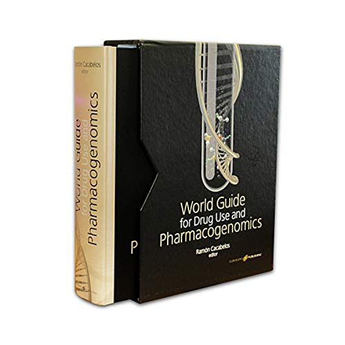 9788494077005: World Guide for Drug Use and Pharmacogenomics