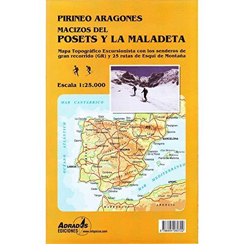 9788494080722: Posets Y La Maladeta