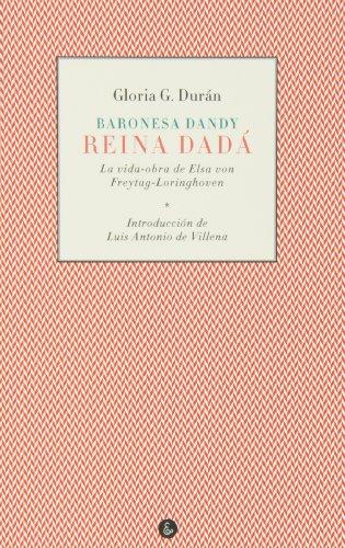 9788494084423: Baronesa Dandy. Reina Dadá (Vita Aesthetica)