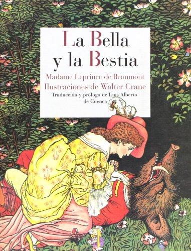 9788494094057: La Bella Y La Bestia (Literatura Rey Lear)