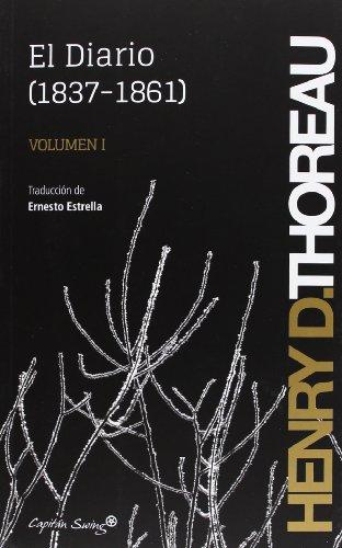9788494098536: El Diario (1837-1861) (Entrelineas)