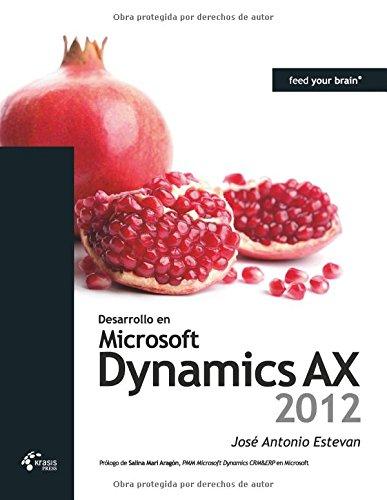 9788494111235: Desarrollo en Microsoft Dynamics AX 2012