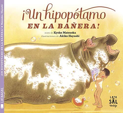 9788494113697: Un Hipopótamo Na Bañeira! (Colección Vintage)