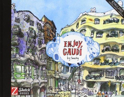9788494115011: Enjoy Gaudí